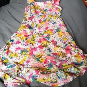 Girl's EUC summer dress size 6-6X